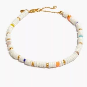 Madewell Puca Shell Anklet